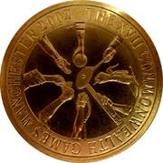Australia 5 Dollars Commonwealth Games Manchester 2002 KM# 649 THE XVII COMMONWEALTH GAMES MANCHESTER 2002 coin reverse