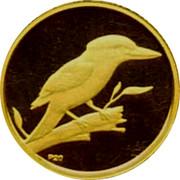 Australia 5 Dollars Kookaburra on branch righ 2009 Proof KM# 1310 P20 coin reverse