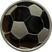 Australia 25 Cents FIFA World Cup 2006 2006 - coin reverse