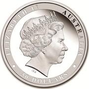 Australia 30 Dollars Kookaburras 2017 ELIZABETH II AUSTRALIA 30 DOLLARS IRB coin obverse