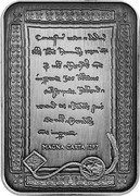 Australia 5 Dollars Magna Carta 2015 KM# 2199 MAGNA CARTA 1297 coin reverse
