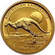 Australia 50 Dollars The Kangaroo 2015 AUSTRALIAN KANGAROO 2015 1/2 OZ 9999 GOLD P WR coin reverse